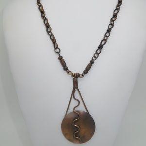 Vintage Modernist Necklace